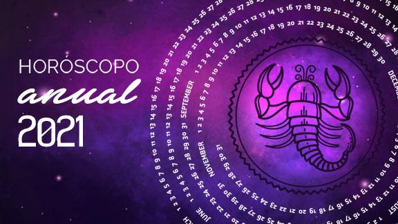 Horóscopo Escorpio 2021- escorpiohoroscopo.com