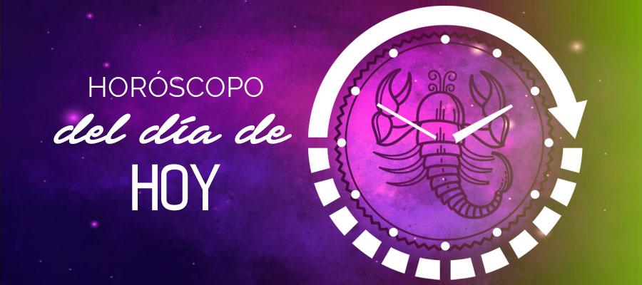 Horóscopo Escorpio Hoy -  Horóscopo diario de Escorpio