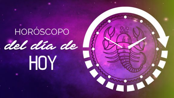 Horóscopo Escorpio hoy- escorpiohoroscopo.com